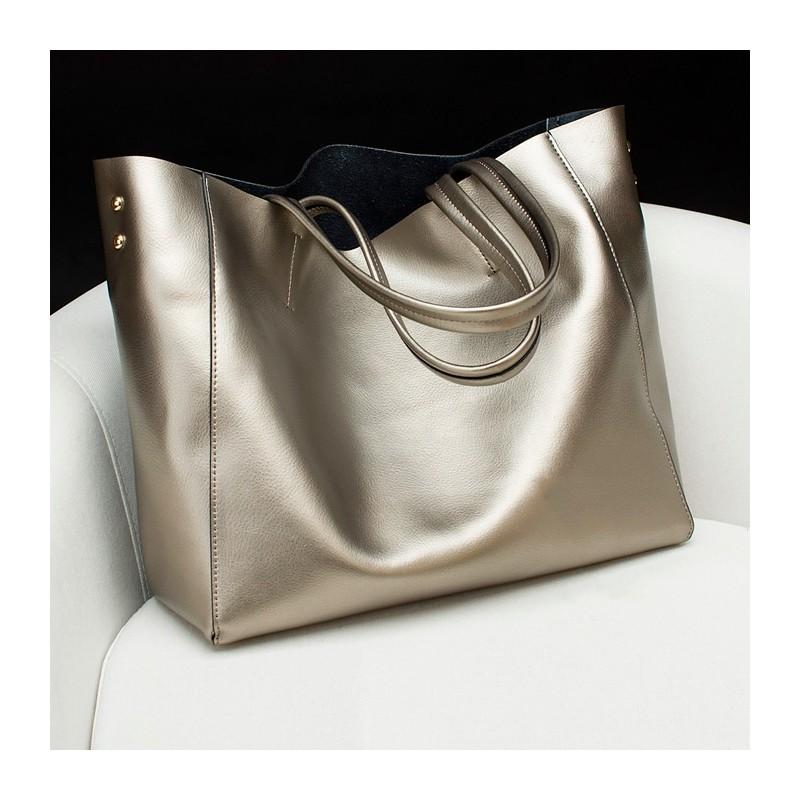 2731ce01f14a Кожаная сумка шоппер — купить/заказать в интернет-магазине | Киев ...