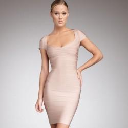 Бандажное платье Herve Leger