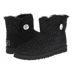 Угги мини с созвездием (UGG Mini Bailey Button Bling Constellation)